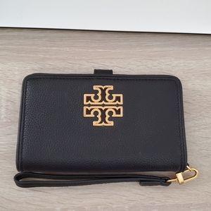 Tory Burch Britton Phone Wallet Wristlet